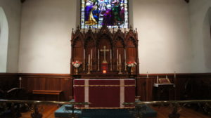 Grace Church Canton - Altar Red